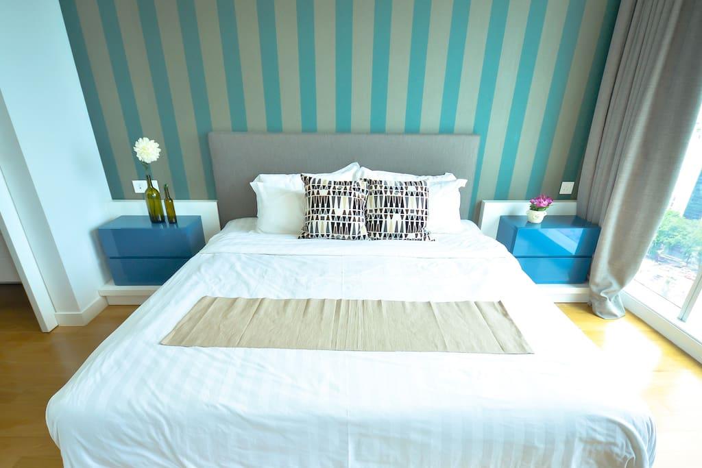Master Bedroom: Bedroom 1
