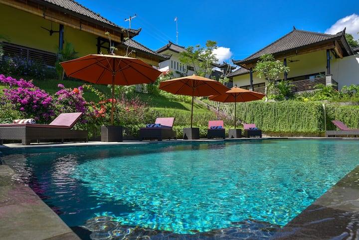 5* Exclusive Sea View Villa  With Private Pool