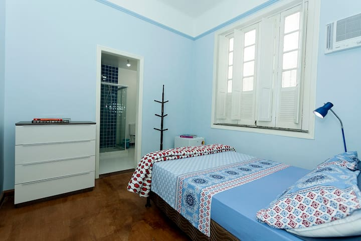 The charming blue suite - Copacabana