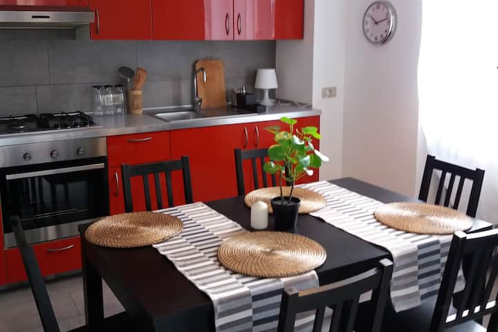 Brand new Apartment. Center of Scopello, Valsesia
