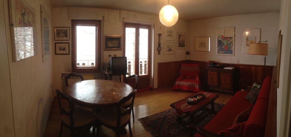 Cozy Alpine Apartment