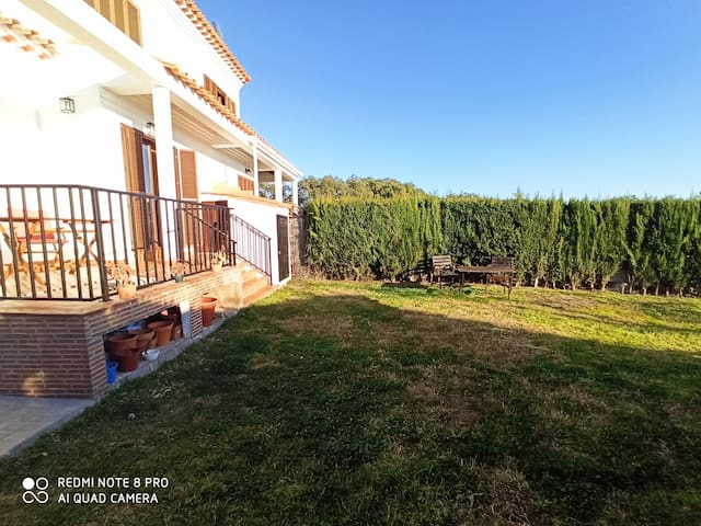 Casa Rural Jabuguillo, aire puro y tranquilidad.