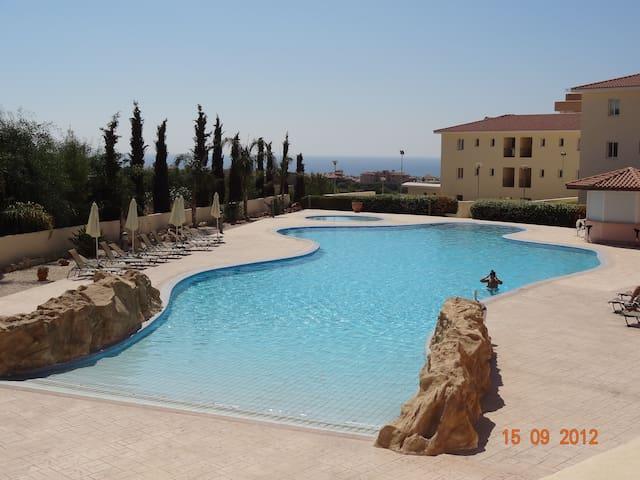 Luxury 2 bed apartment in Chlorakas - Chloraka - Lägenhet