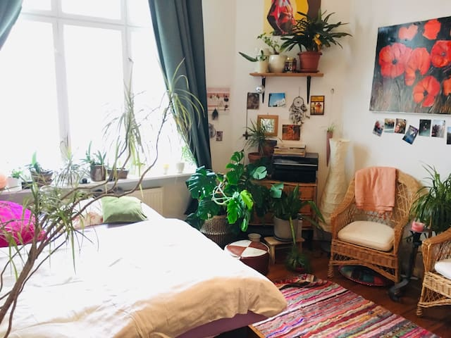 Cozy Room In The Heart Of Berlin-Friedrichshain!