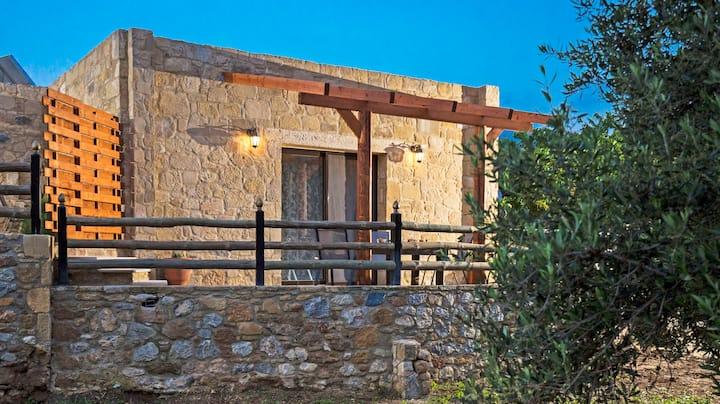"""Petrakis Cretan Home Panoramic View """"Kipos"""""""