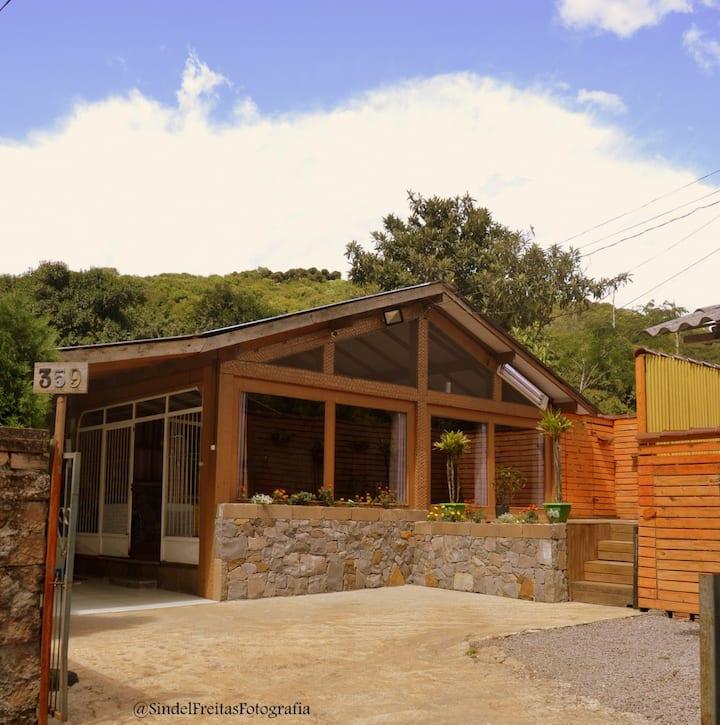 Casa de pedra Gramado rs