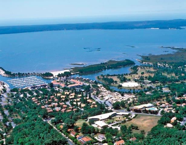 Hourtin Port - Les Cottages d'Hourtin*** Médoc Océan - Gironde - Aquitaine