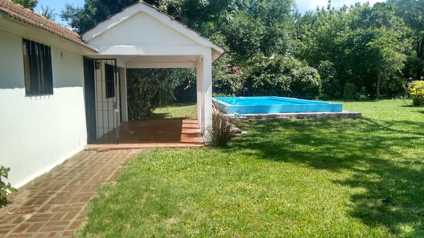 Casa de alquiler temporario - Funes - Funes