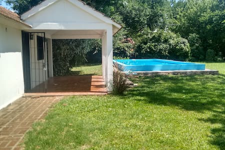 Casa de alquiler temporario - Funes - Funes - Rumah