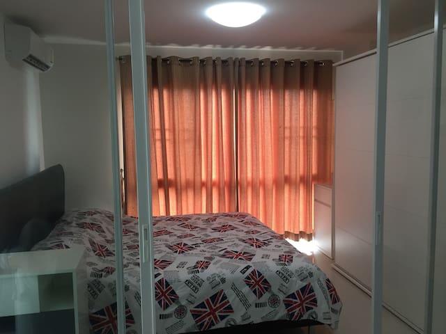 คอนโด ราชพฤกษ์  Ratchapruek Condo - เมืองนนทบุรี - Apto. en complejo residencial