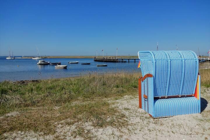 Ferienapartment direkt an der Ostsee