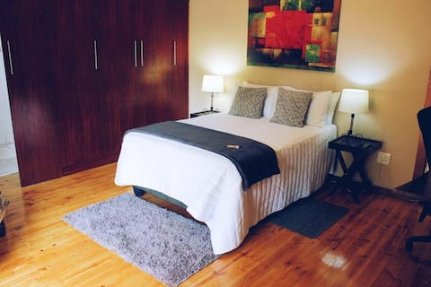 Classic Double Room: Bed Only