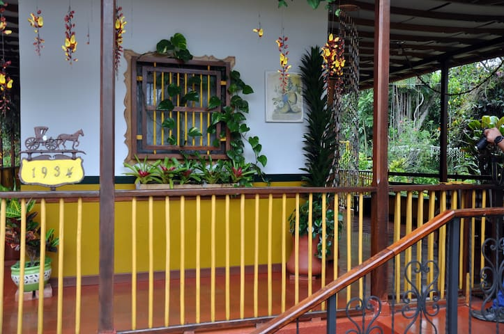 Finca Machangara Balcones 2