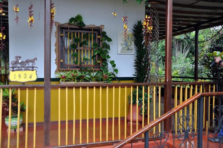Finca Machangara Balcones 2