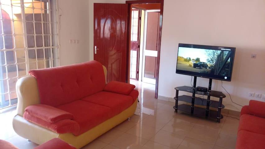 Villa équipée Ouaga 2000
