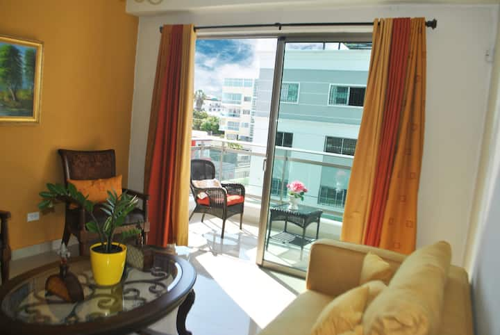 2 Br Spacious Apartment Wifi, Hot Water-Netflix