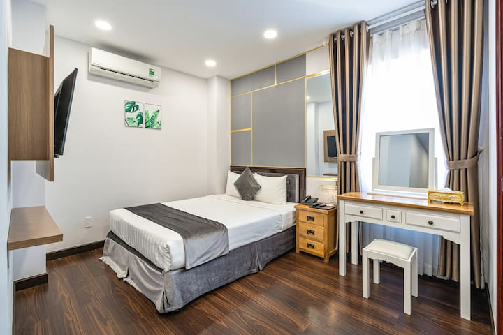 22 m2 Room★FREE room services★City Center★D3