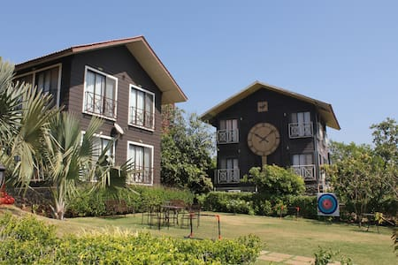 JenJon Igatpuri Lake Vaitarna Resort