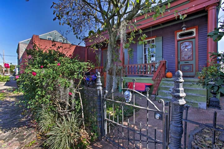 Gorgeous, spacious home, Garden District near zoo