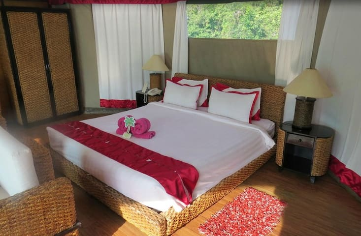 Beautiful room with balcony in Koh Kong - Kaoh Kong - Huis