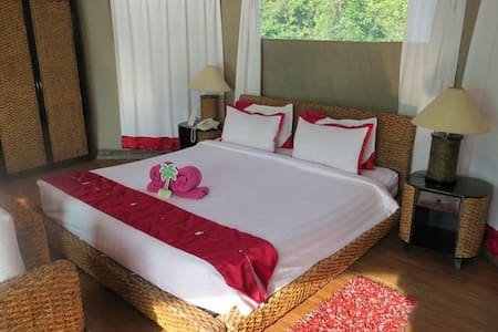Beautiful room with balcony in Koh Kong