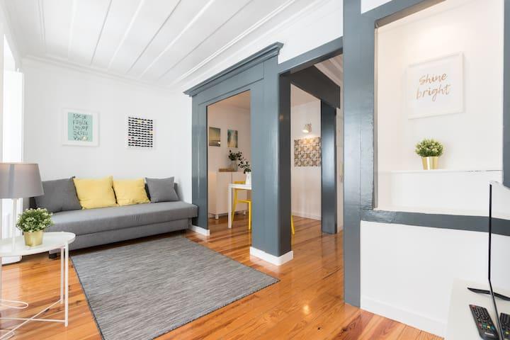 Santa Catarina Elegant Studio