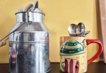 HOT! Painter's Studio for Family! - Byt