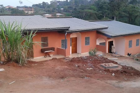APPARTEMENTS MEUBLES ET EQUIPES A NYOM II - Yaounde - Apartmen