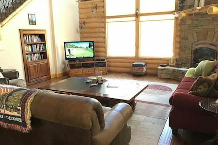 Experience LOG CABIN - Chester - Lakás