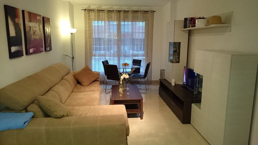 New apartment just 50m to the beach
