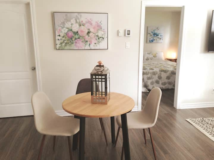 Stylish decorated and spacious condo
