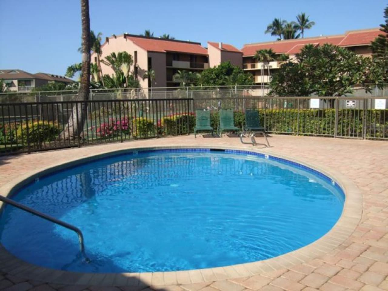 1 of 3 On-Site Pool Areas