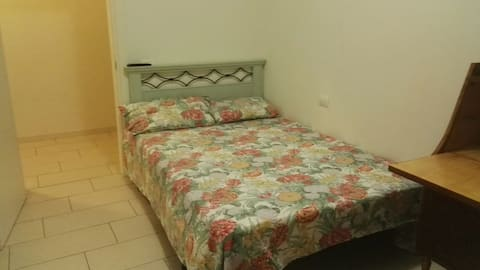 la camera di Mara a Sesto Fiorentino