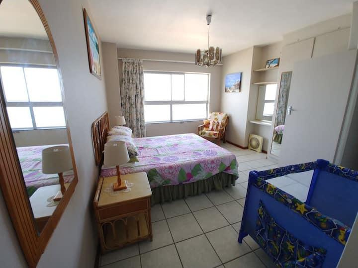 Durban South Coast Beach Apartment - Sea facing