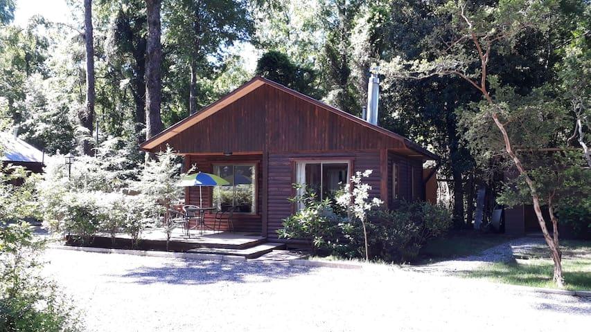 Cabaña Mediana Tres Refugio Duende Pucon
