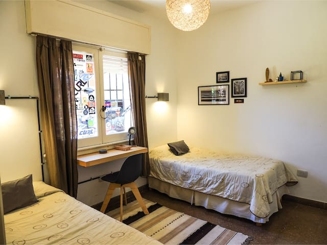 Stilysh design private room ensuite  -Beach house-