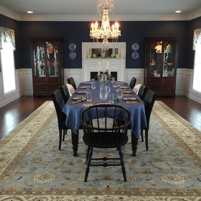 Dinning Room for special events...