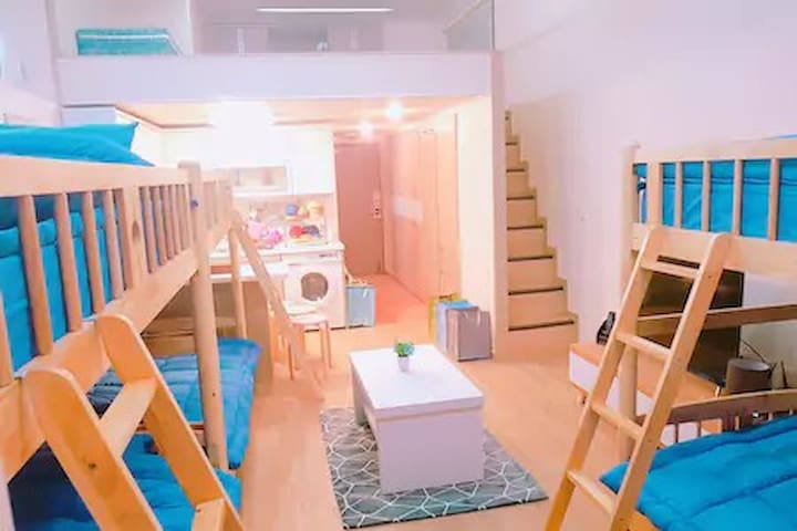 [Seomyeon Station] MH House A02