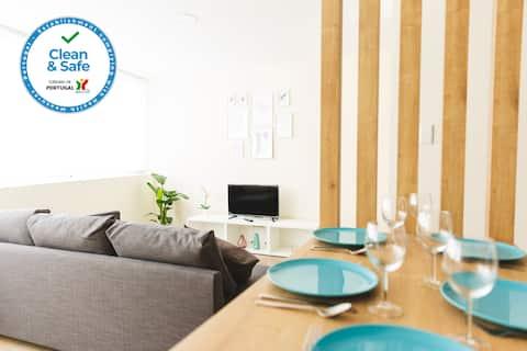 APOSENTUS - Your Fashion Avenue Apartment