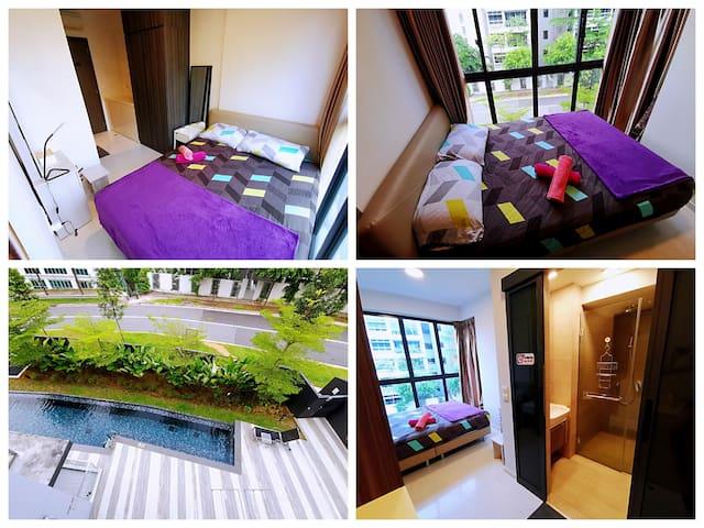 ★ Cozy Private Ensuite room in CBD ★