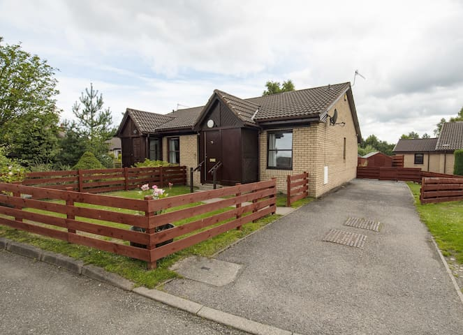 Aviemore Self Catering Accommodation with WIFI