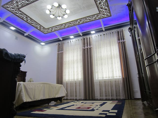 Luxury area Dushanbe with Fireplace