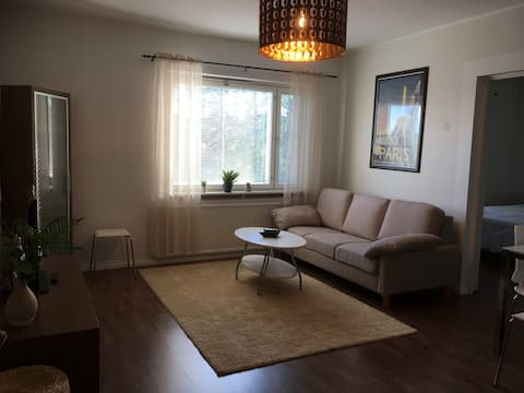 Apartment in great location
