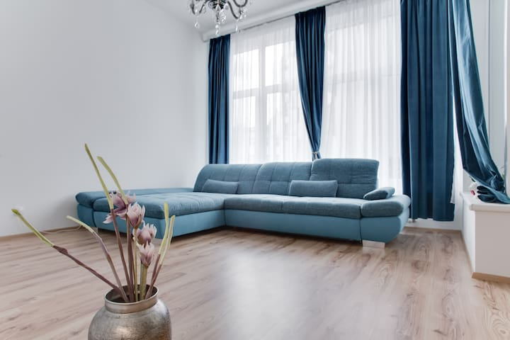 Шикарные  апартаменты в Праге - Praha - Apartment