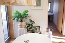 공감해방(여성전용) 이층침대 + 화장대 + 개별욕실
