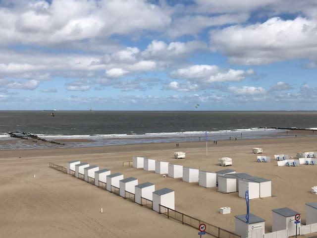 Knokke Zoute - Zeezicht - Exclusief - Knokke-Heist - Byt