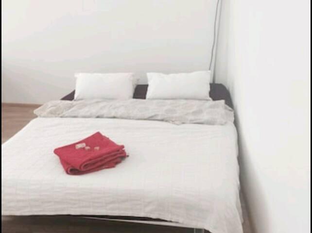 cozy & spacious apartment close to city center