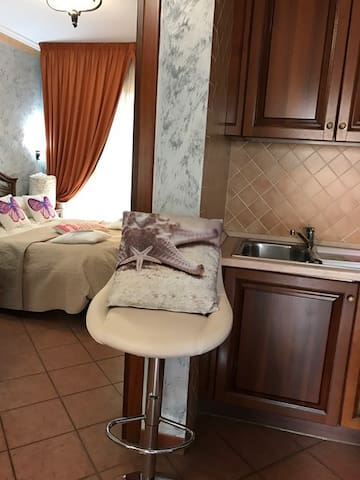 Le residenze suite apartment - Fiumicino - Apartament