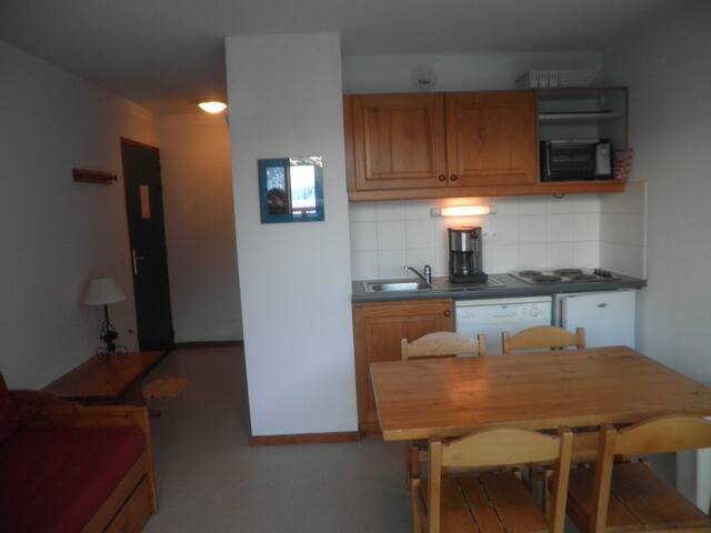 Appartement 4 pers-VALFREJUS