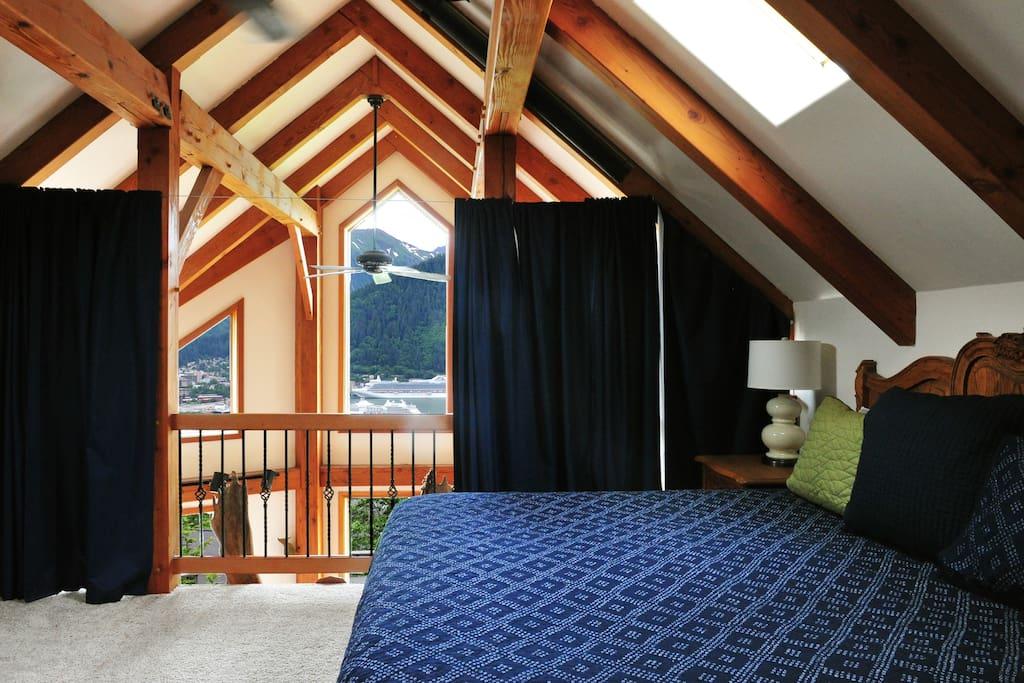 Loft Suite view.